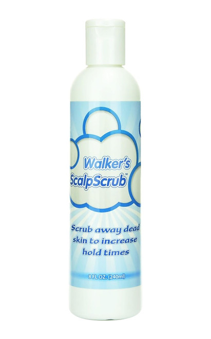 Walker's Scalp Scrub 8 oz