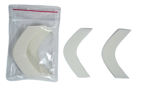 "3M Daily Clear Tape ""A"" Shape 3/4"" x 3"" ( 36 pcs per pack)"