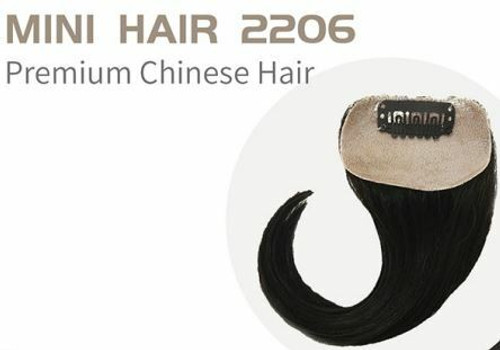Mini Hair 2206 - Women's Spot Attach Bald Hair Loss Add On Hairpiece