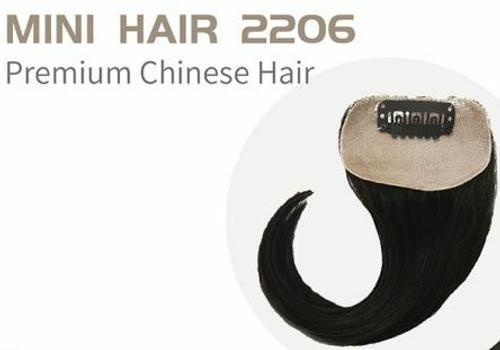 Mini Hair 2206 - Women's Spot Attach Bald Hair Loss Add On Hairpiece
