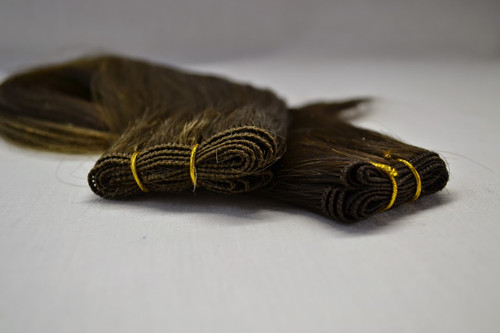Overstock  Hand Tied Weft Hair Extension for Clearance - 2A level