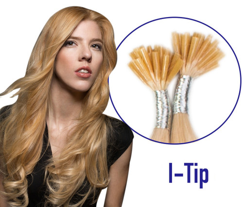 I-Tip Micro Link Hair Extensions