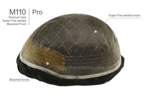 M110PRO  Mens Hairpiece In Stock