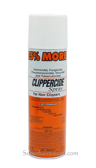 Clippercide Spray For Hair Clippers