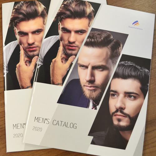 Men's Hairpiece Catalog - 2020