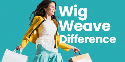 What is the difference between a Wig and a Weave?