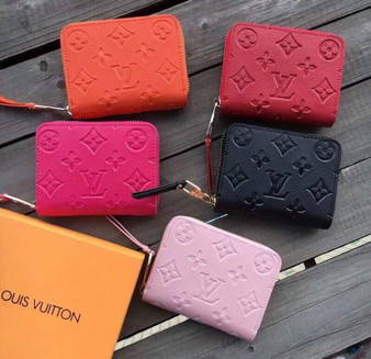 Small LV wallets