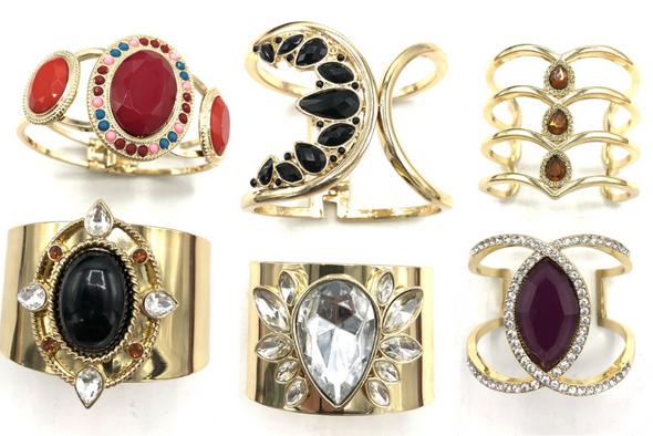 40 High Quality Boutique Bangle Bracelets- Everyone Different