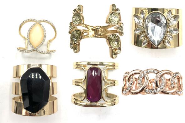 25 High Quality Boutique Bangle Bracelets- Everyone Different
