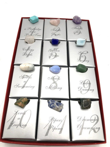 12 days of Genuine Stone Calendar