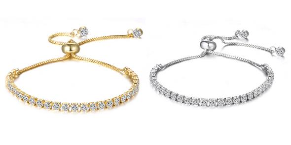 60 slider bracelets, 60 cz rings , 39 pearl necks