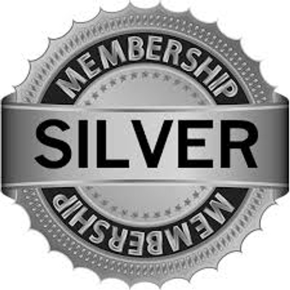 SILVER JEWELRY MEMBERSHIP  Save 5% off every order for life
