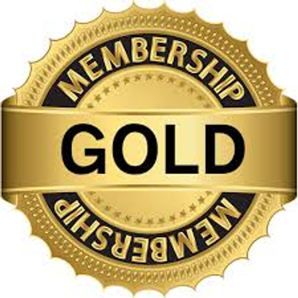 GOLD JEWELRY MEMBERSHIP SAVE 10% off every order for life