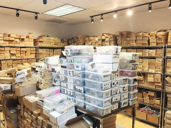 80 pcs Potluck Box Retails $550.00 Each