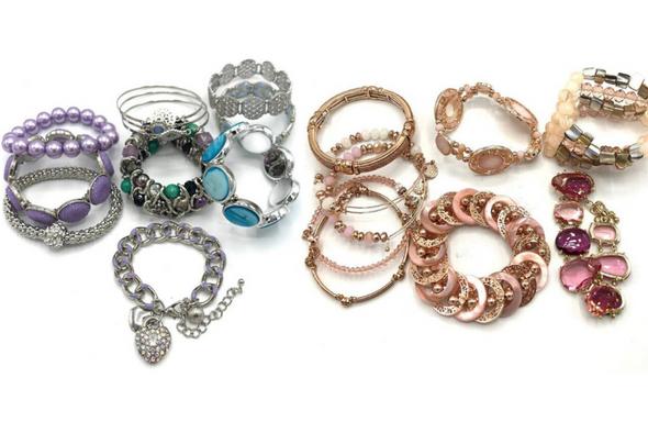 Boutique Bracelets Great Mix & Variety