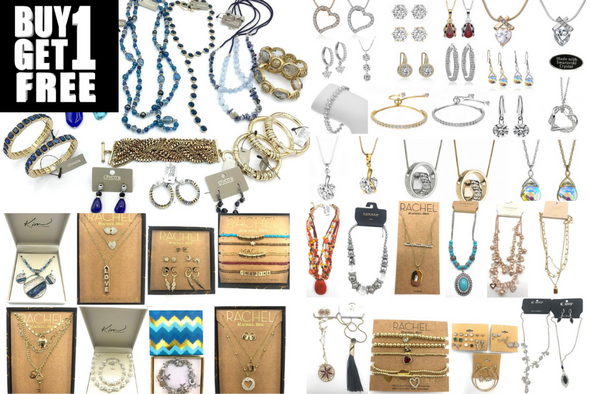 Buy One Get One Free!-$6,000.00 Top Selling Jewelry