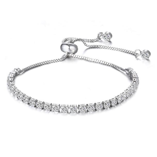 12 pieces Swarovski Crystal Slider Bracelets #1 Best Sellers!!