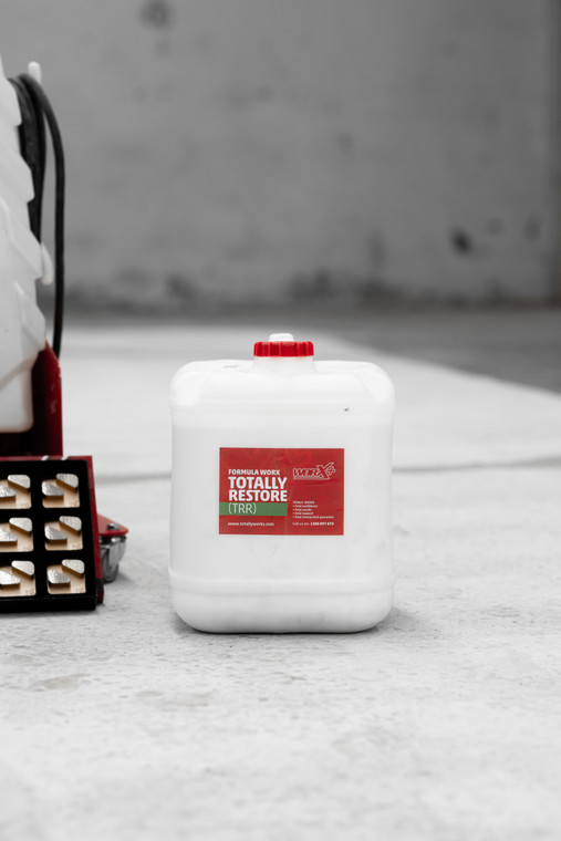 Worx+ Totally Restore Grout Concentrate
