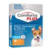 Comfortis Plus Orange - Dog 4.6-9kg