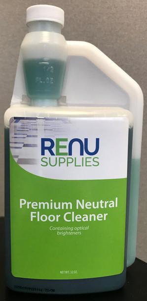 RENU Premium Neutral Floor Cleaner 6/Case