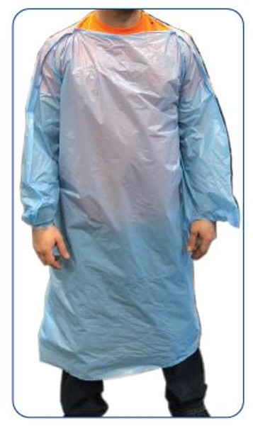 ISOLATION GOWN T-STYLE (50/ Case)