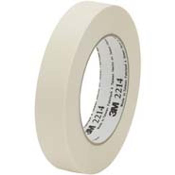3M 2214 33mm x 55m General Purpose Masking Tape