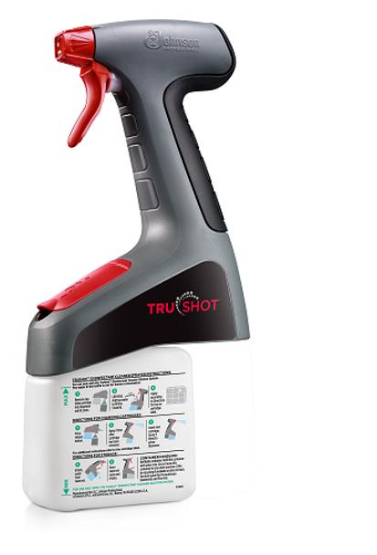 SC Johnson Professional TruShot Disinfectant Trigger Sprayer (4/case)