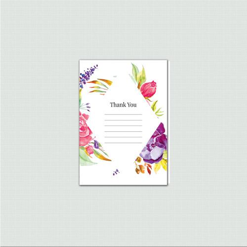 Anastasya Thank You Cards wholesale affiliate program wedding planner leslie store