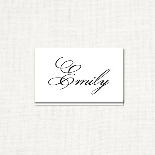 Kelly Place Cards wholesale wedding planner affiliate program leslie store