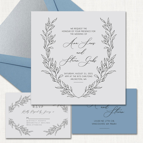 Ana Wedding Invitations wholesale wedding planner affiliate program leslie store