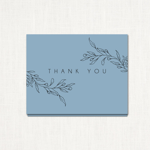 Ana Thank You Cards wholesale wedding planner affiliate program leslie store