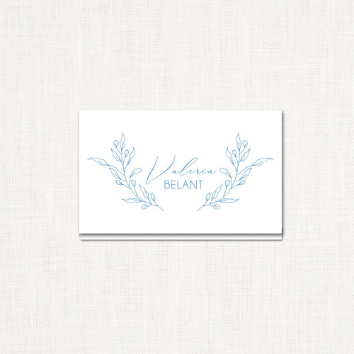 Ana Place Cards wholesale wedding planner affiliate program leslie store