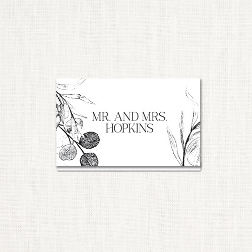 Addison Place Cards wholesale affiliate program wedding planner leslie store