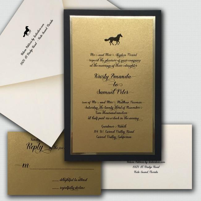 Kristy Wedding Invitations