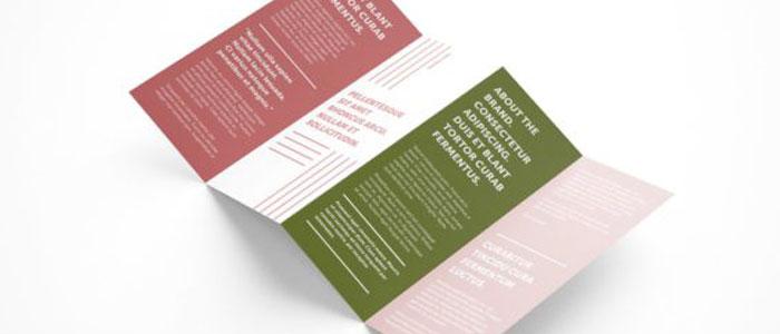fullcolor brochures