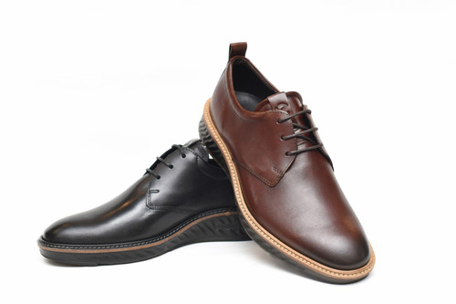 ST.1 HYBRID DERBY SHOES