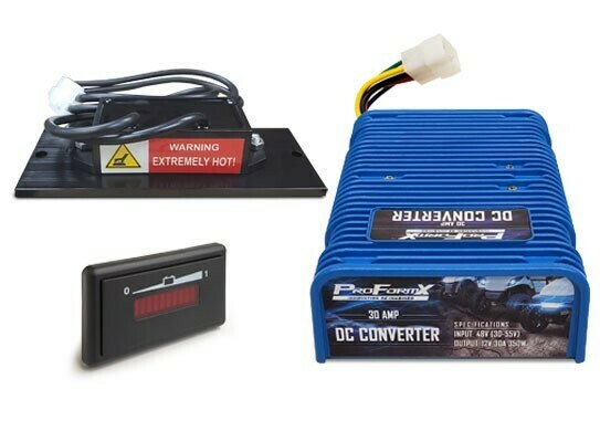 Converters & Electrical