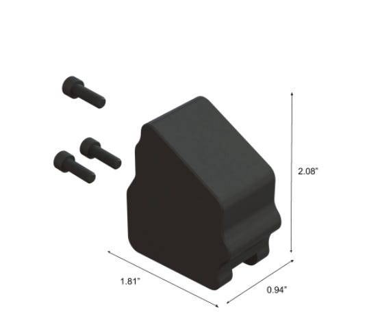 MDT Buttstock Weight Dimensions