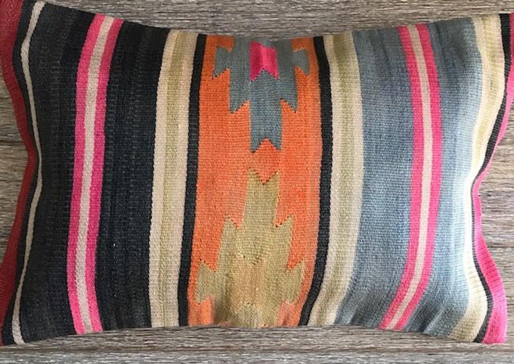 Vintage Kilim Cushion 8