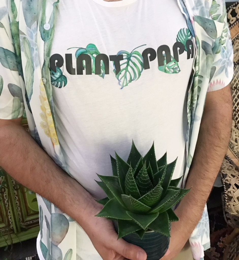 The Plant Papa T-Shirt