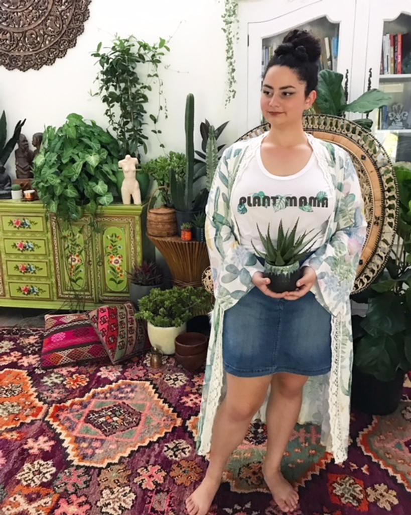 PLANT MAMA T-SHIRT