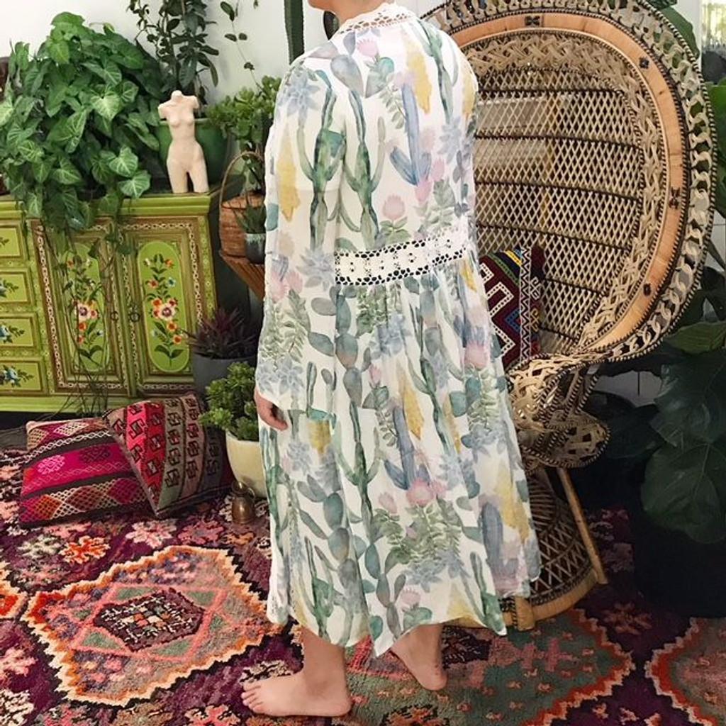 Desert Wanderlust Kimono