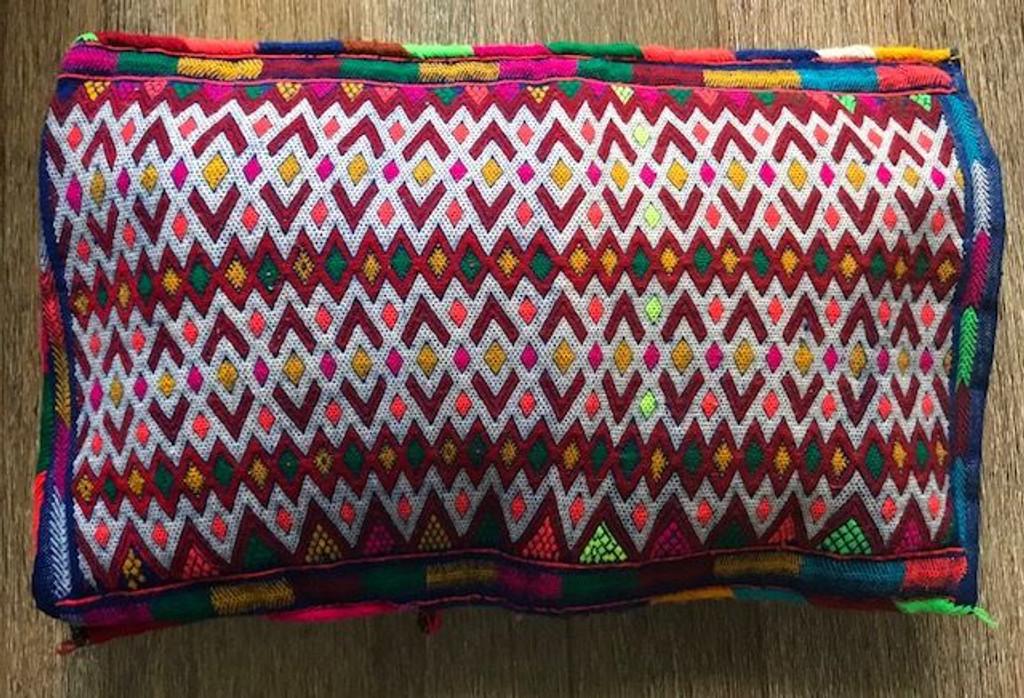 Ella Vintage Berber Cushion