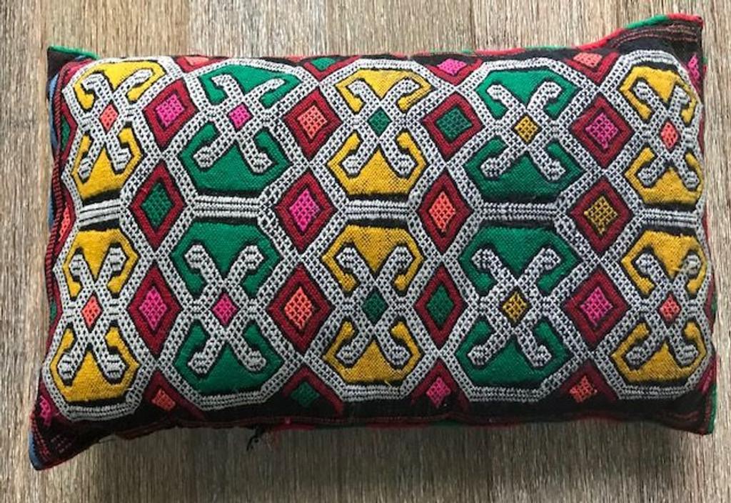 Sybella Vintage Berber Cushion