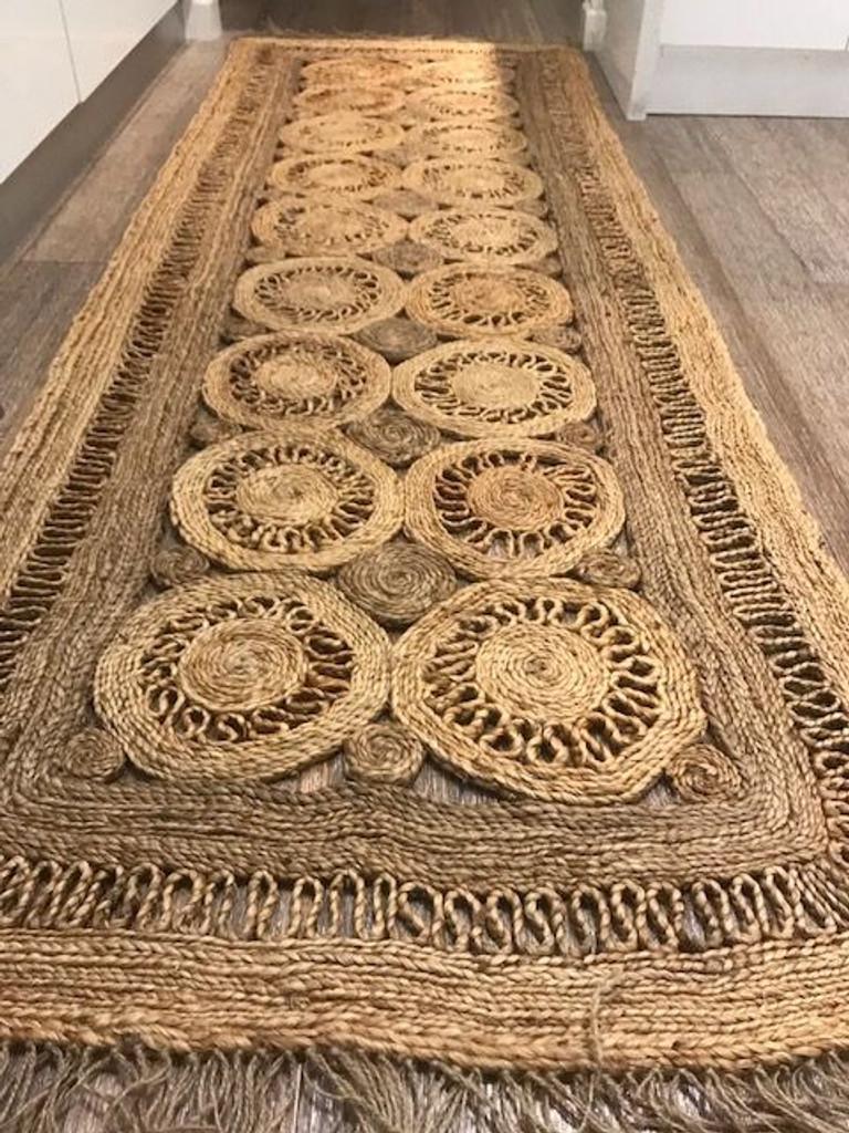 Indian rug jute