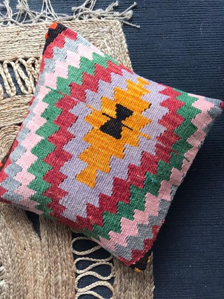 Aztec Kilim Cushion