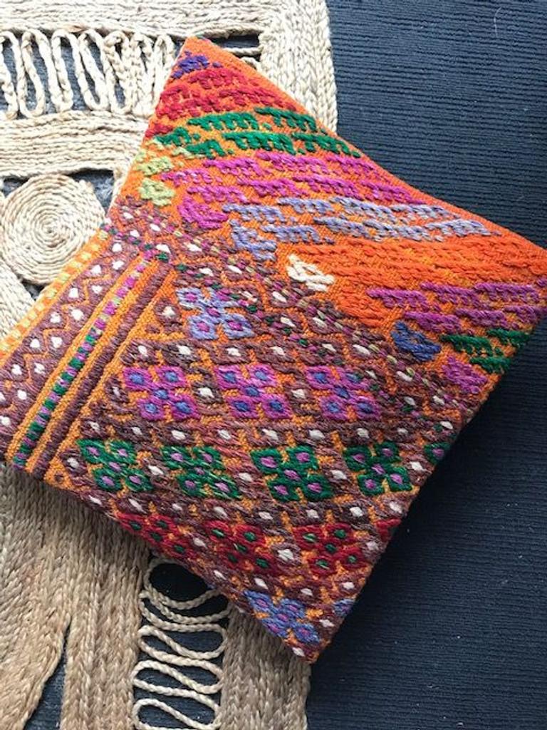 Meadow Kilim Cushion - XL