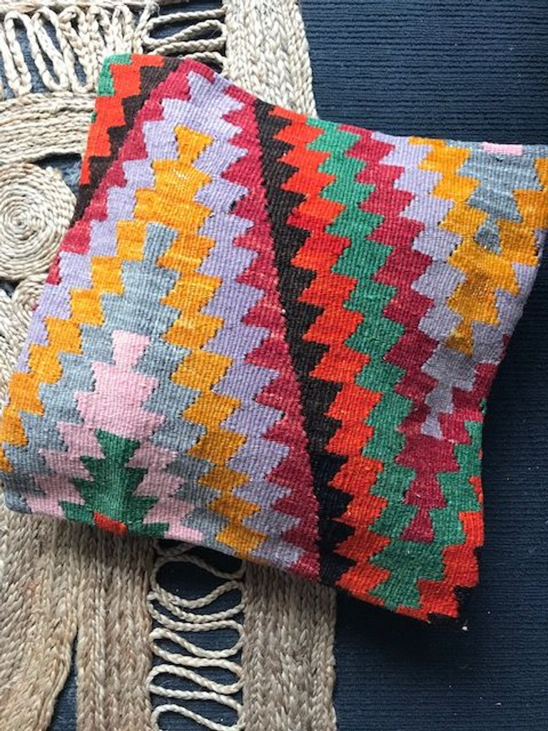 Aztec 2 Kilim Cushion