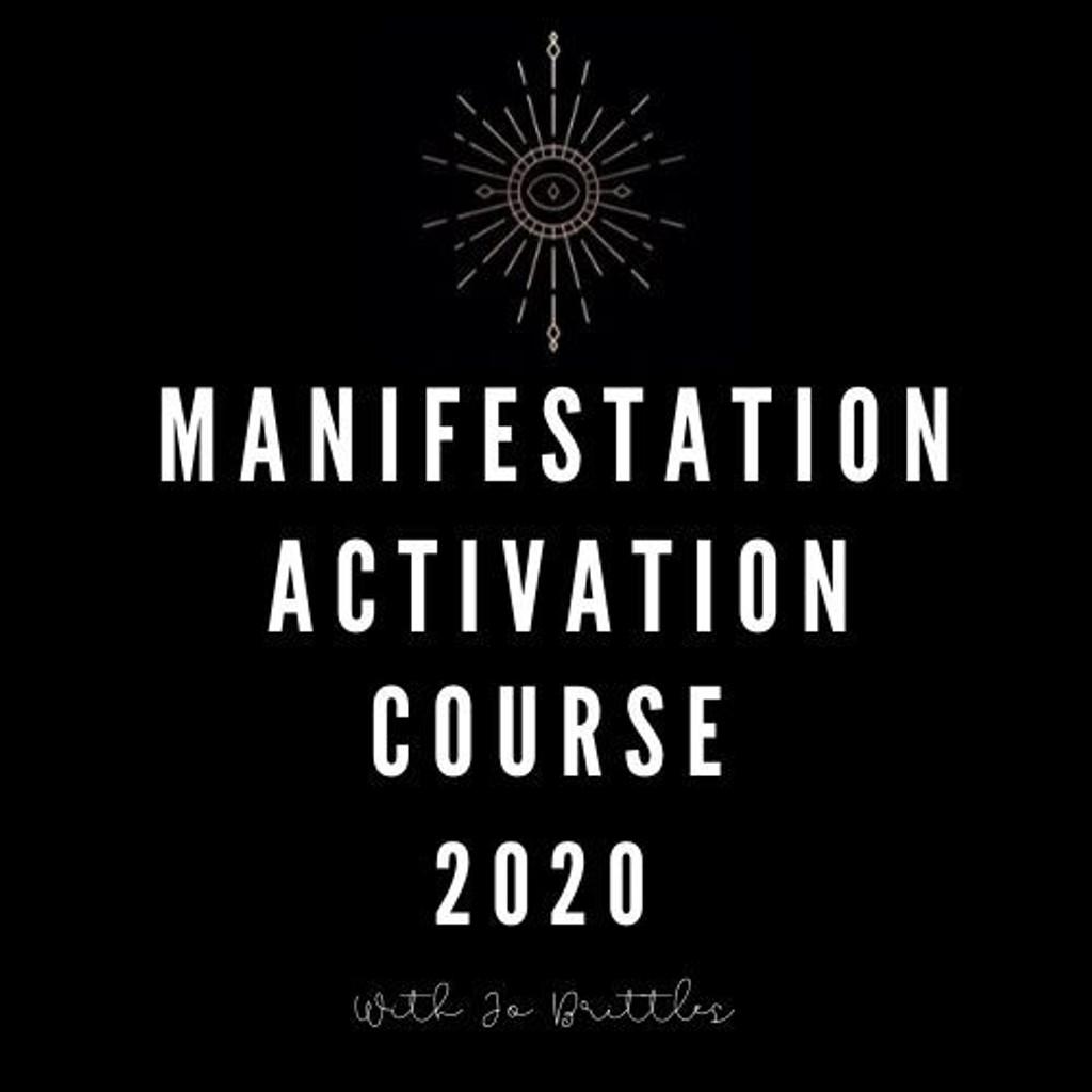 Manifestation Activation Course