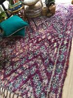 Wildflower Vintage Beni Mcguild Rug